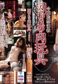 RBD-947 A Young Lady In Confinement Breaking In Training The Imprisoned Flesh Fantasy Sex Toys Hikari Ninomiya A Young L